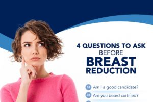 4 Questions To Ask Before Breast Reduction [Infographic]